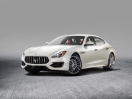 Maserati Quattroporte facelift 2017