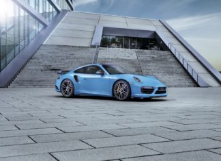 Porsche 911 Carrera S and Turbo S by TechArt