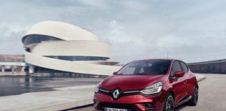 Renault Clio facelift 2017