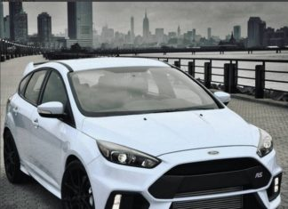 Ford Focus RS by AMS