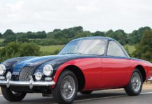 1964 Morgan Plus Plus heads to auction