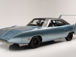 1970 Plymouth Superbird heads to auction