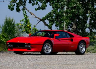 1985 Ferrari 288 GTO heads to auction