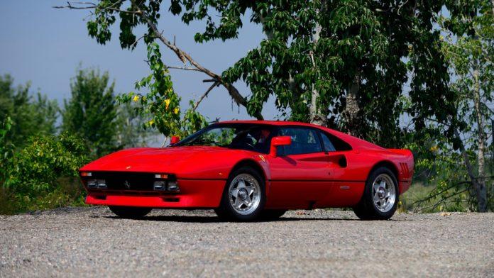 1985 Ferrari 288 GTO heads to auction