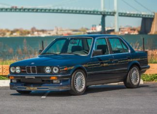 A rare 1986 Alpina C2 2.5 is heading to auction