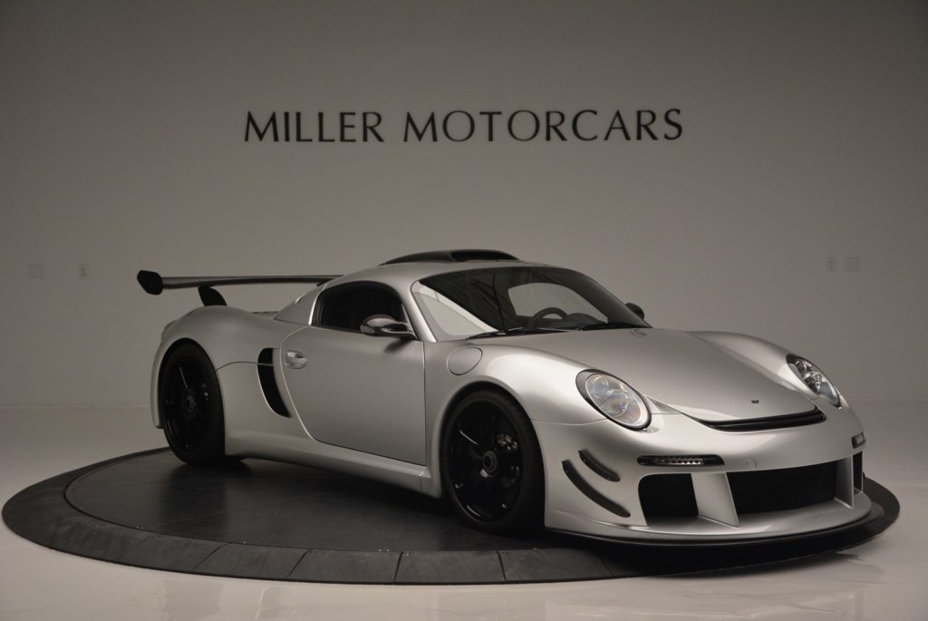 A stunning 2012 RUF CTR Clubsport is up for sale