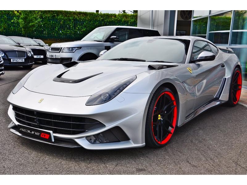 A stunning Novitec Rosso Ferrari F12 N-Largo is up for sale