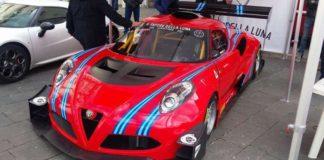Alfa Romeo 4C by Picchio Racing