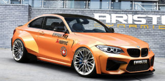 BMW M2 by Aristo Dynamics
