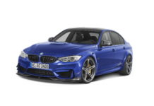 BMW M3 and M4 by AC Schnitzer