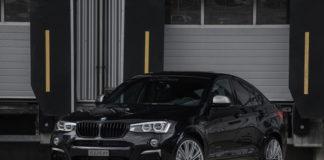BMW X4 M40i by Dahler