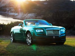 Bespoke Rolls-Royce Dawn and Wraith presented at Porto Cervo