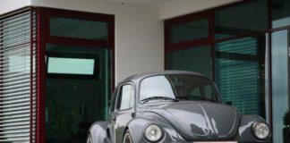 Bugster, what happens when you mix a Porsche and a Beetle