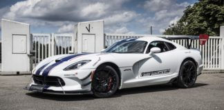 Dodge Viper ACR by GeigerCars