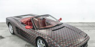 Ferrari 512 TR by Garage Italia Customs