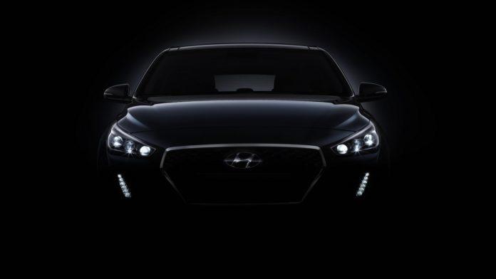 Hyundai teases the new i30