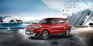 Kia presented the Soul facelift