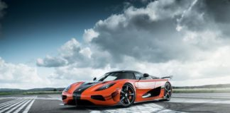 Koenigsegg Agera XS heading to Pebble Beach
