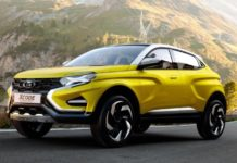 Lada presented 6 new concept cars