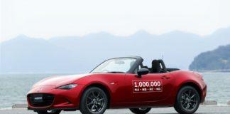Mazda Millionth Miata Celebration Tour