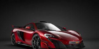 McLaren 688HS