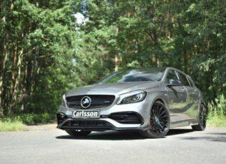 Mercedes A45 AMG by Carlsson