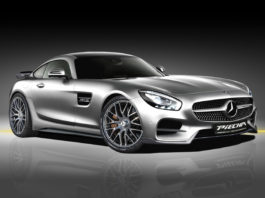 Mercedes-AMG GT S RSR by Piecha Design