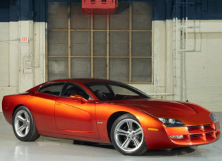 Old Concept Cars Dodge Charger RT Concept