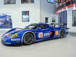 One of the 11 Maserati MC12 GT1 is up for sale