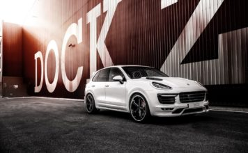 Porsche Macan and Cayenne by TechArt