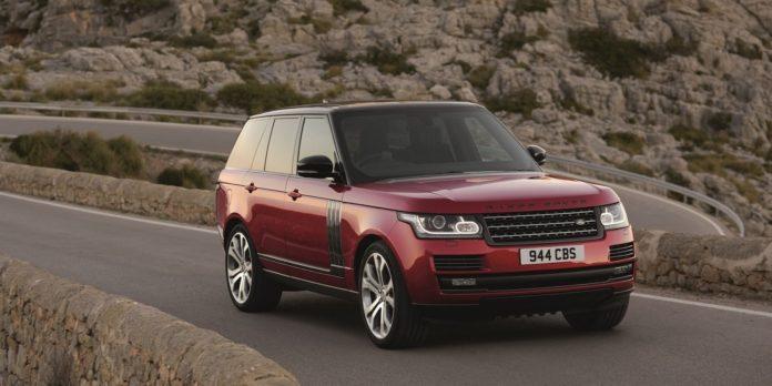 Range Rover MY2017