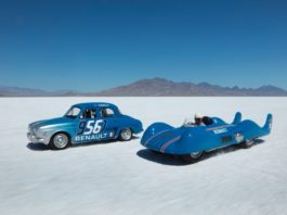 Renault returns to Boneville after 60 years