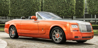 Rolls-Royce Phantom Drophead Coupe Beverly Hills Edition