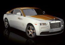 Rolls Royce Wraith Regatta