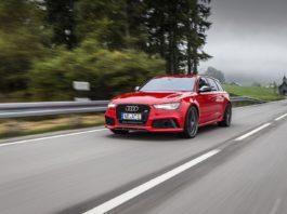 Rumors Audi is preparing the RS6 Allroad