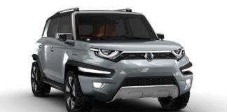 SsangYong is preparing the production version of the XAV concept