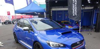 Subaru WRX S4 tS Concept