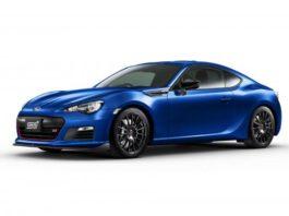 Subaru has trademarked the BRZ tS name