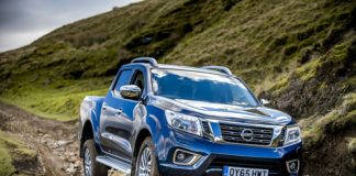 The Nissan Navara gets a new diesel engine