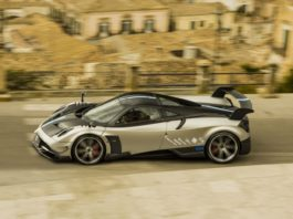 The Pagani Huayra BC will compete at the World Time Attack Challenge 2016