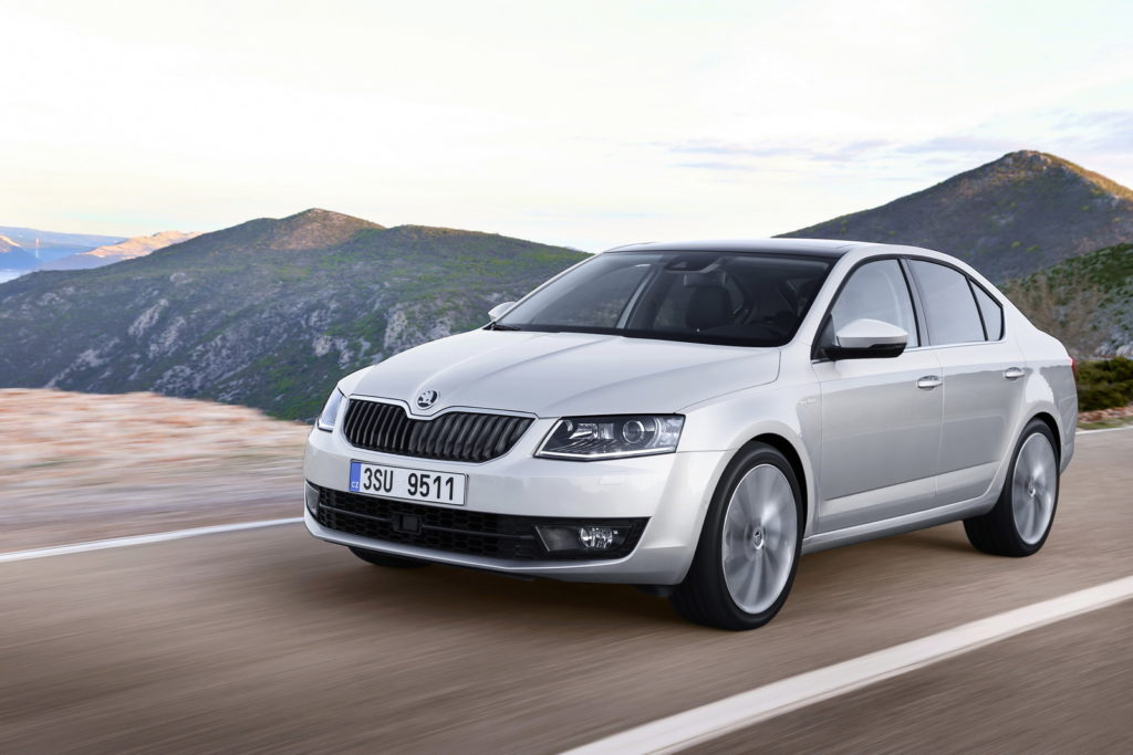 The Skoda Octavia facelift will be presented at the beginning of 2017