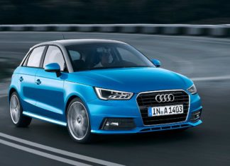 The new Audi A1 will be released in 2018