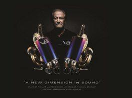 Valentino Balboni presents upgrade parts for Lamborghini models