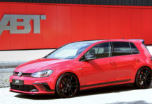Volkswagen Golf GTI Clubsport by ABT