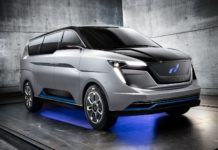W Motors ICONIQ Seven