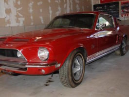 1968 Shelby Mustang GT500KR for sale