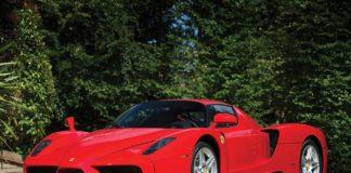 2003 Ferrari Enzo heads to auction