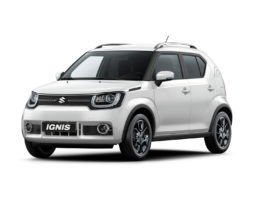 2016 Paris auto show Suzuki Ignis