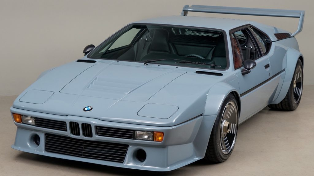 Bmw M1 For Sale >> Stunning Bmw M1 Procar Is Up For Sale