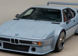 A stunning BMW M1 Procar is up for sale